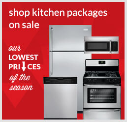 shop kitchen packages on sale