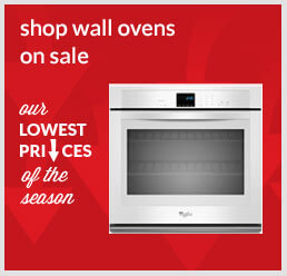 Shop wall ovens on sale