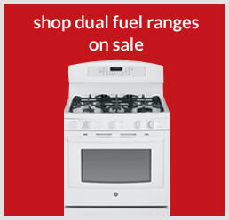 Shop dual fuel ranges on sale