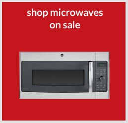 shop microwaves on sale