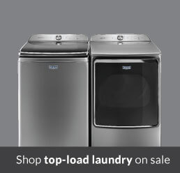 Shop top load laundry pairs on sale