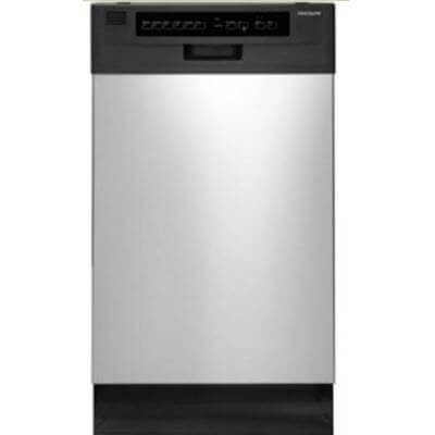 "built-in 18"" dishwashers"