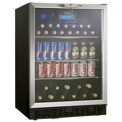 Compact Wine Chillers & Beverage Centers
