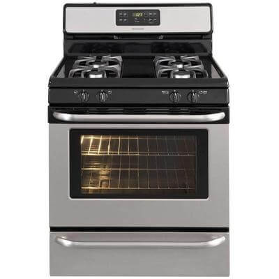 Full Size Gas Ranges