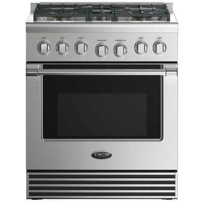 Pro-Style Gas Ranges
