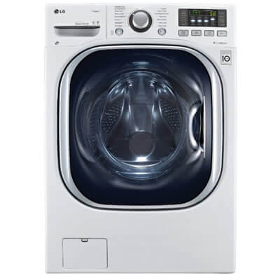 combination washers & dryers