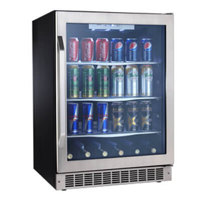 wine chillers & beverage centers